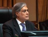 Ishaq Dar felicitates National Savings on winning international a ..