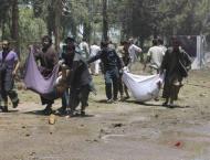 Pakistan condemns suicide attack in Helmand