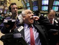 Stocks choppy as bankers meet, Trump talks debt