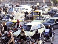 5 traffic wardens suspended on corruption
