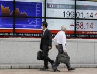 Tokyo stocks open higher with eyes on central bankers meet
