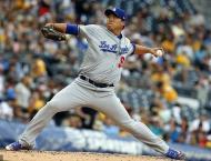 Baseball: Ryu shines as Dodgers notch 90th win