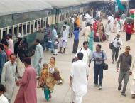 25pc cut in fares of trains on Eid-ul-Azha