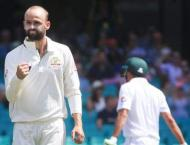 Cricket: Overtaking Benaud means little to Australia's Lyon