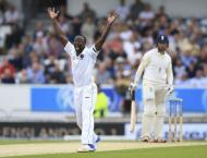 Cricket: England 61-3 against West Indies