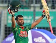 Cricket: Tamim 'proud' of World XI call-up in Pakistan