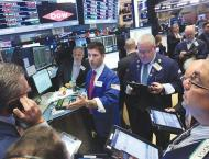 Stock markets higher as bankers gather