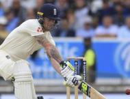 Cricket: England 156-6 against West Indies