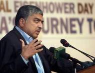 Nandan Nilekani lays out his agenda at India's Infosys