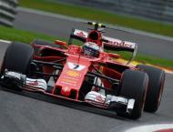 Formula One: Raikkonen on top after third practice