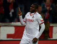 Football: Cologne struggle for goals after Modeste exit