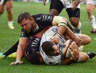 RugbyU: French Top 14 results