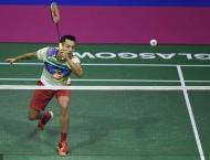 Badminton: Lin powers into seventh world final