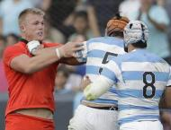 RugbyU: No more punishment for red-card Lavanini