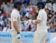 Cricket: England 303-4 after 3rd hour of day four, 2nd Test
