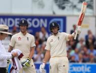 Cricket: Root falls as Windies fielding lets them down again