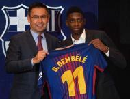 Football: I'm no Neymar, insists Barca new boy Dembele