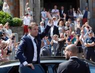 Macron condemns Venezuela's Maduro for 'dictatorship'