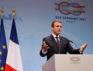 France to host climate pact summit on December 12: Macron