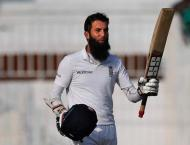 Cricket: Ali assault puts England on top in second Test