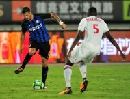 Football: Jovetic joins Monaco to fill Mbappe void