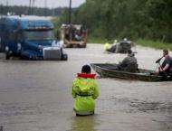 Athletes raise millions for Texas flood disaster