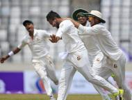 Cricket: Bangladesh beat Australia by 20 runs in first Test