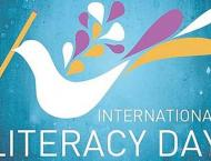 International Literacy Day on September 8