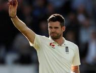 England's Anderson joins 500 club