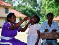Uganda launches polio vaccination targeting over 7 mln children