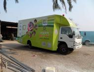 Mobile health units being strengthened in remote areas of Sindh