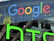 Google to buy part of smartphone maker HTC for $1.1 bn: Taiwan f ..