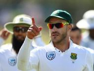 Cricket: Du Plessis welcomes DRS rule change