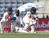 Cricket: Pakistan vs Sri Lanka 1st Test scoreboard