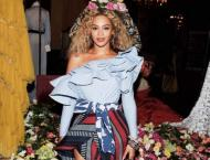 Beyonce sings Spanish in hurricane relief remix