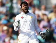 Cricket: Azhar defies Sri Lanka in first Test