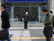 Asian markets closed for holiday