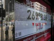 Asia markets up, tracking Wall Street gains