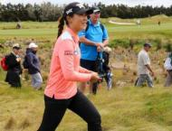 Golf: New Zealand Women's Open scores