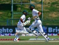 Cricket: Pakistan struggle in chase of 136