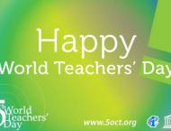 World Teacher's Day observed at SU