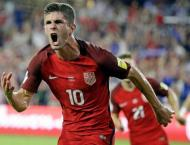Football: US, Pulisic poised to seal World Cup berth