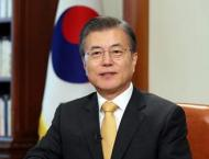 Moon says promulgation of Korean alphabet connects with spirit of ..