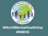 World Mental Health Day to be mark on Tuesday
