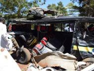 4 killed, 9 injured in separate road accidents