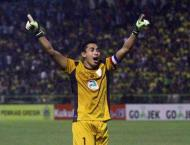Football: Indonesian goalkeeper dies after mid-game collision