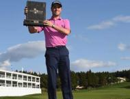 Golf: Thomas completes first all-US top three since 2010