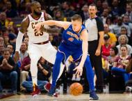 NBA: Cavs' struggles continue with shock loss to Knicks