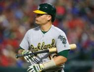 Baseball: Athletics' Maxwell arrested after alleged gun incident