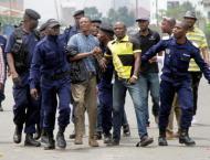 DR Congo police arrest nine in more anti-Kabila protests